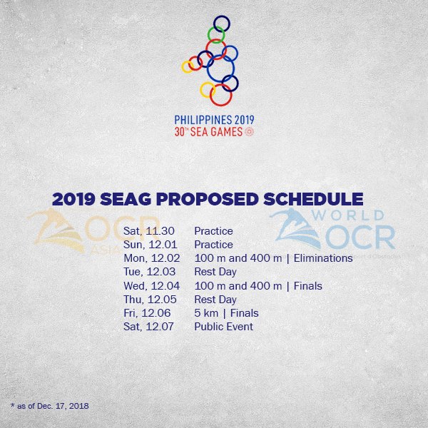 2. Proposed Schedule
